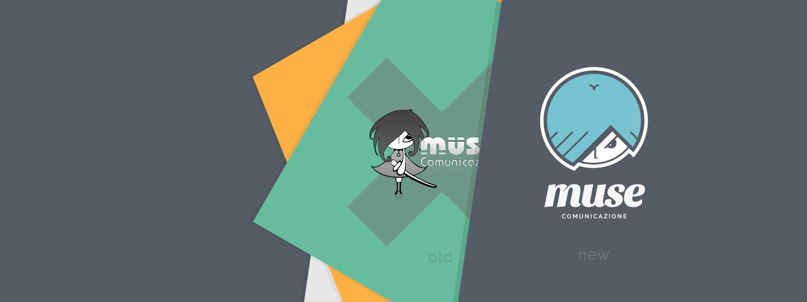 Muse Comunicazione - New Brand Identity