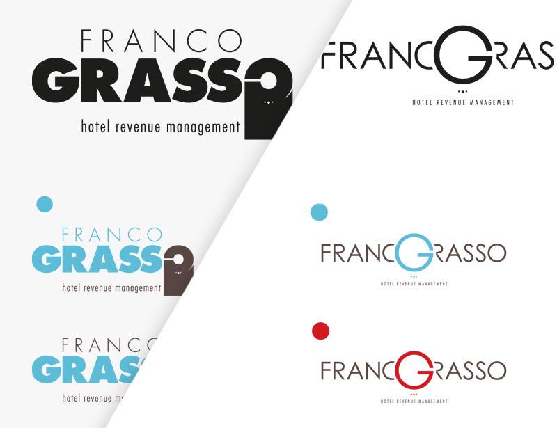 Franco Grasso: Studio del Logo Design