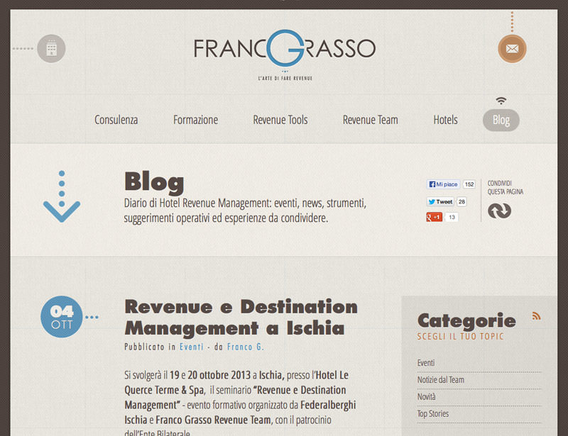 Muse Comunicazione: Revenue Blog
