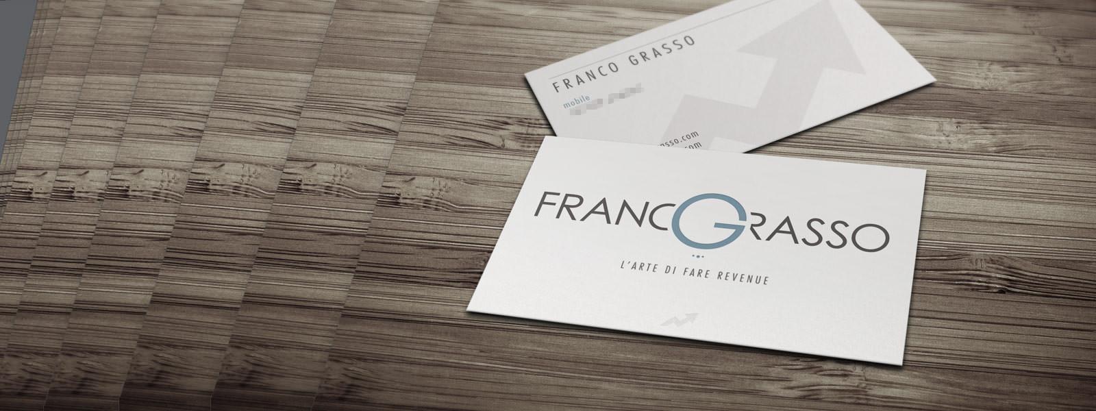 Muse Comunicazione: Franco Grasso Brand Design