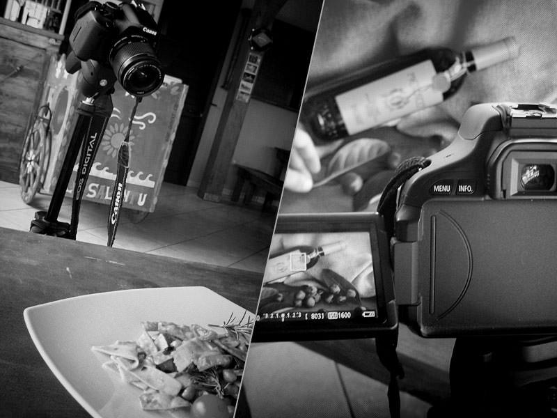 Muse Comunicazione – Oasii Salento, Foto Backstage