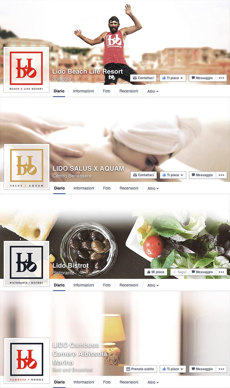 Lido Beach&Life Resort - Brand Page Facebook