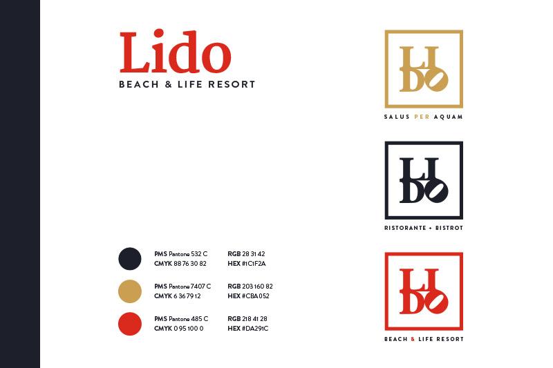 Lido Beach&Life Resort - Nuova palette colori