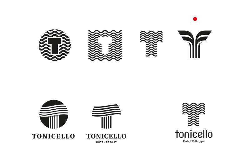 Tonicello - Logo Concepts