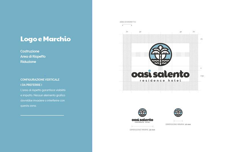 OasiSalento - Logo Restyling