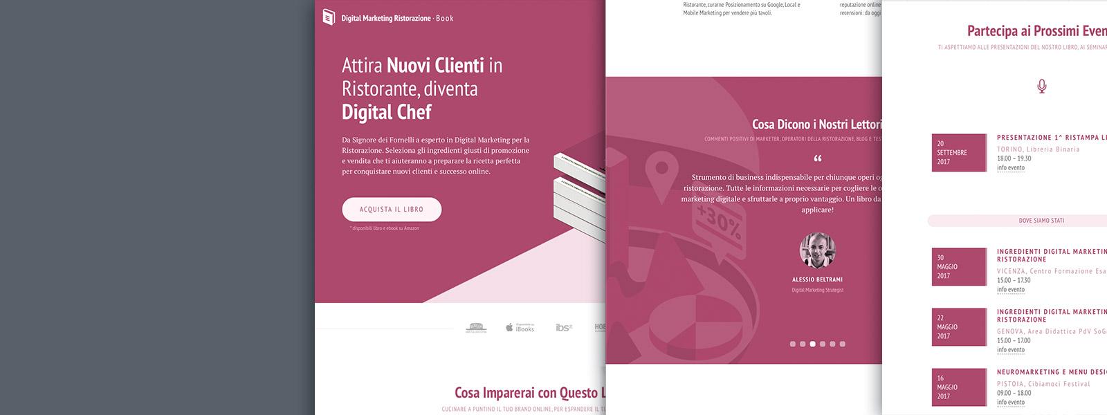 Muse Comunicazione - Come Divulgare il libro Digital Marketing per la Ristorazione