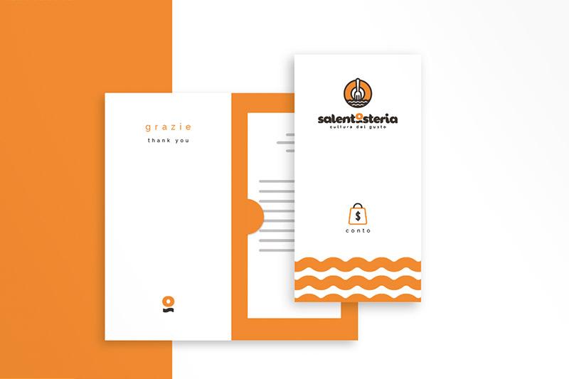 SalentOsteria - Progettazione Porta Conto