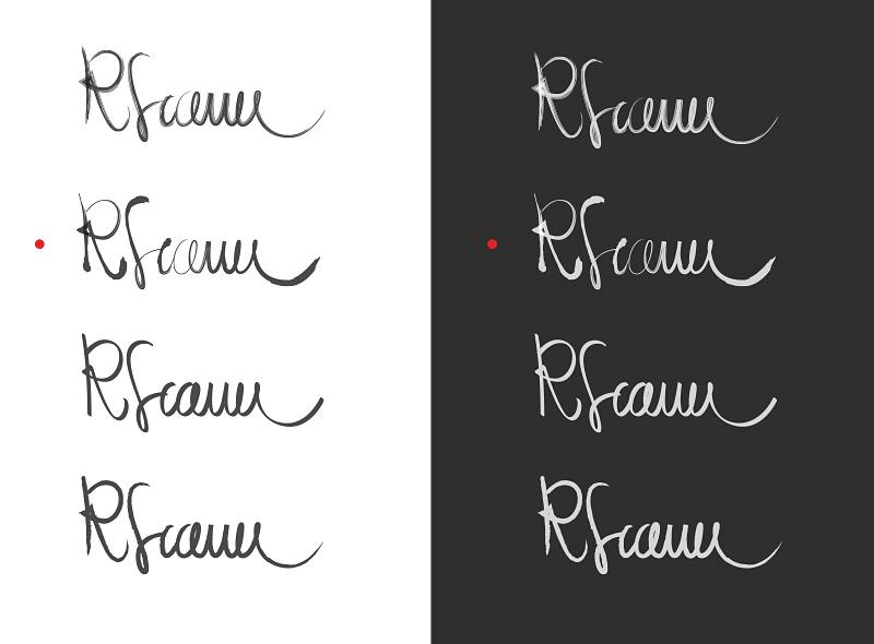 ;use Comunicazione: Riccardo Scanu Jazz Painting - Logo Design