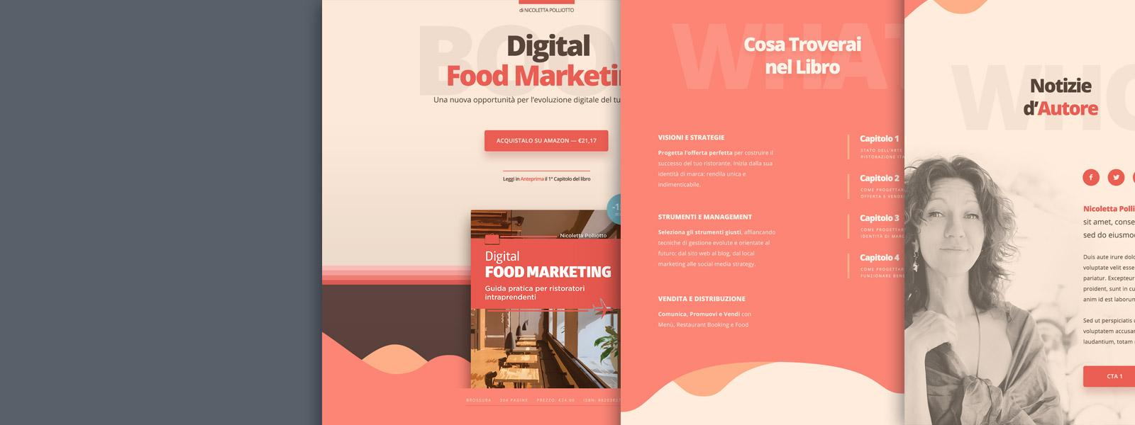 Muse Comunicazione - Digital Food Marketing: Promo Libro
