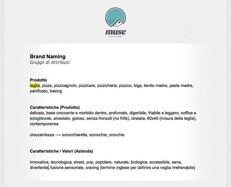 Tellia: Brand Naming Concepting